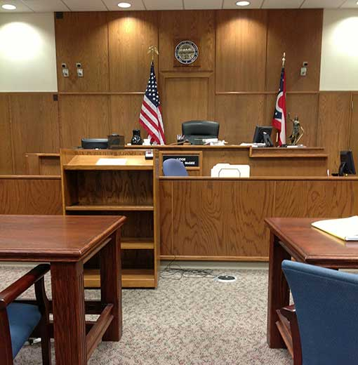 Current and prior lawsuits in Pasadena CA